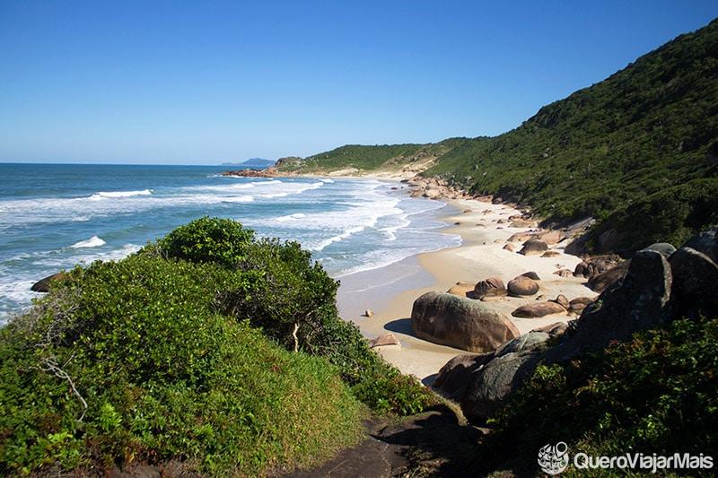 Praia da Pinheira / Santa Catarina